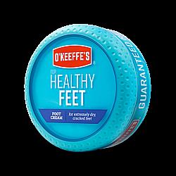 קרם טיפולי לעור סדוק בעקב כף הרגל 91 גרם - מבית O'Keeffe's