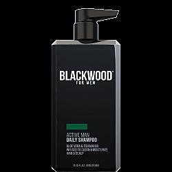 """שמפו יומיומי Active Man לגבר - 448 מ""""ל - מבית Blackwood For Men"""