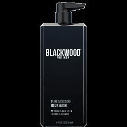 """תחליב רחצה מעניק לחות לגוף Pure Moisture לגבר - 532 מ""""ל - מבית Blackwood For Men"""