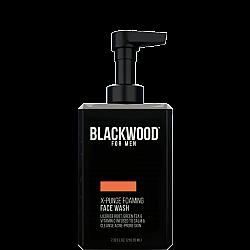 """תחליב רחצה פנים מקציף X-Punge לגבר - 216 מ""""ל - מבית Blackwood For Men"""