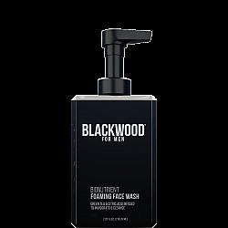 """תכשיר מקציף רחצה וניקוי לעור הפנים Bionutrient לגבר - 216 מ""""ל - מבית Blackwood For Men"""