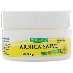 ארניקה הררית קרם לחות לעור סדוק 6 גרם - De La Cruz