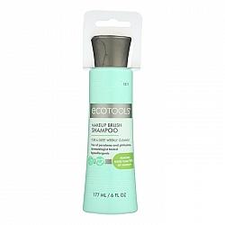 """אקוטולס שמפו מקציף לניקוי מברשות 177 מ""""ל EcoTools Makeup Brush Shampoo"""