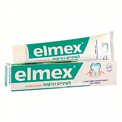 """משחה לשיניים רגישות - 75 מ""""ל - אלמקס"""
