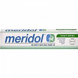 """משחת שיניים לנשימה רעננה יעילות מוכחת קלינית 75 מ""""ל - מרידול"""