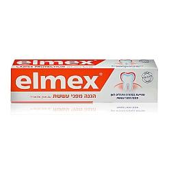 """משחת שיניים משפחתי - 100 מ""""ל - אלמקס"""