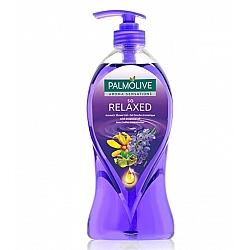 """פלמוליב ארומה סנסיישן סבון רחצה מועשר בתמציות לבנדר ילנג-ילנג והל 750 מ""""ל - מבית Palmolive"""