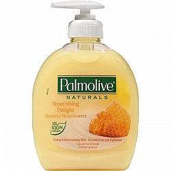 """פלמוליב סבון ידיים מועשר בתמציות חלב ודבש 300 מ""""ל - מבית Palmolive"""
