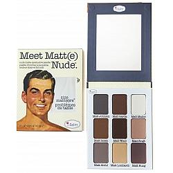 THE BALM פלטת צלליות Meet Matte(e) Nude