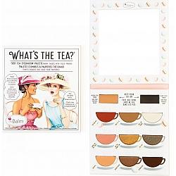 THE BALM פלטת צלליות WHAT'S THE TEA?  HOT TEA