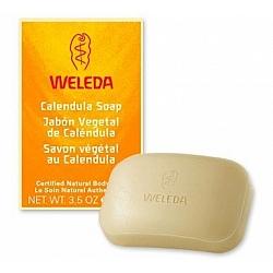 וולדה סבון מוצק קלנדולה 100 גרם - Weleda