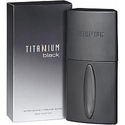 """BLACK TITANIUM טיטניום א.ד.ט בושם לגבר 100 מ""""ל"""
