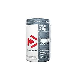 אבקת גלוטמין מיקרוני דיימטייז 300 גרם - מבית Dymatize Nutrition
