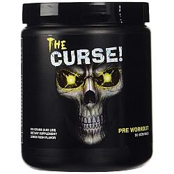 קדם אימון הקללה The Curse קוברה בטעם לימון 50 מנות - מבית Cobra Labs