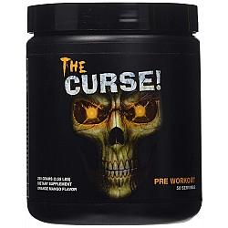 קדם אימון הקללה The Curse קוברה בטעם מנגו תפוז 50 מנות - מבית Cobra Labs
