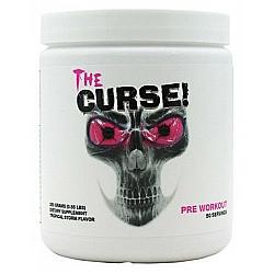 קדם אימון הקללה The Curse קוברה בטעם סופה טרופית 50 מנות - מבית Cobra Labs