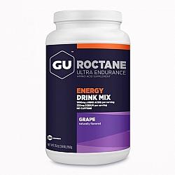 GU גו משקה אנרגיה איזוטוני בטעם ענבים GU ROCTANE - משקל 1560 גרם