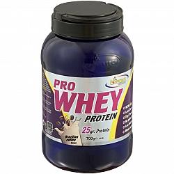 """אבקה חלבון מי גבינה בטעם קפה ברזיל פאוורטק בד""""ץ 700 גרם - מבית PowerTech Nutrition"""