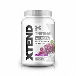 חומצות אמינו BCAA אקסטנד XTEND משקל 1220 גרם טעם ענבים - 90 מנות הגשה - מבית SCIVATION