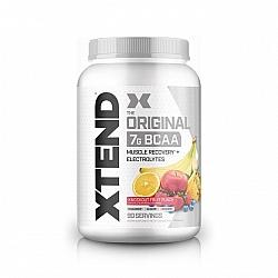 חומצות אמינו BCAA אקסטנד XTEND משקל 1220 גרם טעם פונץ' פירות - 90 מנות הגשה - מבית SCIVATION