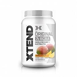 חומצות אמינו BCAA אקסטנד XTEND משקל 1260 גרם טעם מנגו - 90 מנות הגשה - מבית SCIVATION