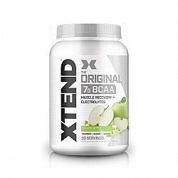 חומצות אמינו BCAA אקסטנד XTEND משקל 1260 גרם טעם תפוח ירוק - 90 מנות הגשה - מבית SCIVATION