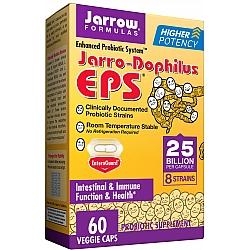 ג'ארו דופילוס 25 מיליארד פרוביוטיקה - 60 כמוסות - מבית Jarrow Formulas