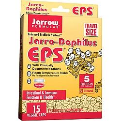 ג'ארו דופילוס 5 מיליארד מערכת פרוביוטית - 15 כמוסות - מבית Jarrow Formulas