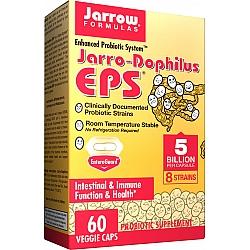 ג'ארו דופילוס 5 מיליארד מערכת פרוביוטית - 60 כמוסות - מבית Jarrow Formulas