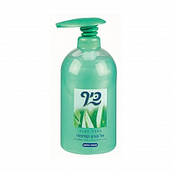 כיף אל סבון קטיפתי אלוורה מועשר בלחות 1 ליטר