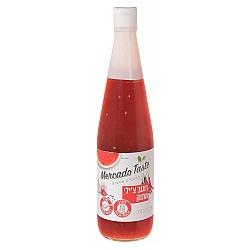"""רוטב צ'ילי מתוק מרקדו טייסט 700 מ""""ל - מבית Mercado Taste"""