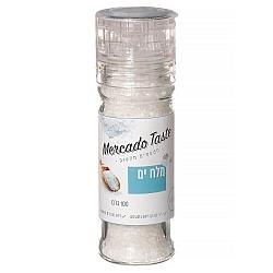 מלח ים מרקדו טייסט גס 100 גרם - מבית Mercado Taste