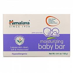 הימלאיה סבון בר בייבי לחות 125 גרם - מבית Himalay
