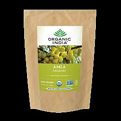 אורגניק אינדיה אבקת פרי אמלה 454 גרם - מבית Organic India