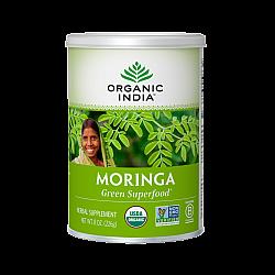אורגניק אינדיה מורינגה 226 גרם - מבית Organic India