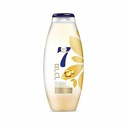 """נקה 7 מרכך שיער Silk&Soft שמני הזנה - 750 מ""""ל"""