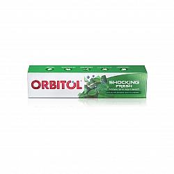 אורביטול משחת שיניים Shocking Fresh מנטה - 145 גרם