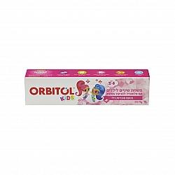 אורביטול משחת שיניים לילדים Shimmer & Shine בטעם סוכריות - 70 גרם