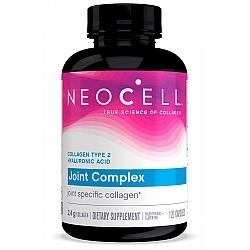 קולגן עוף סוג 2 למפרקים Chicken Collagen גלוקוזאמין חומצה היאלורונית כונדרויטין 120 כמוסות - מבית NEOCELL