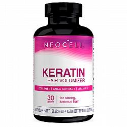 קומפלקס קולגן קרטין ביוטין לנפח שיער 60 כמוסות - מבית NEOCELL