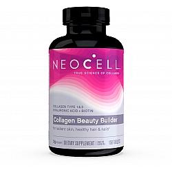 קולגן ליופי Collagen וביוטין 150 טבליות - מבית NEOCELL