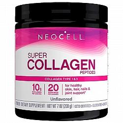 אבקת סופר קולגן פורמולה נגד קמטים וכאבים - 198 גרם  - מבית NEOCELL