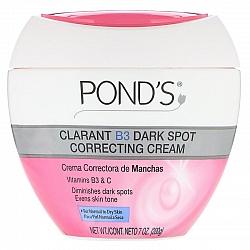 פונדס קרם הבהרה פנים וגוף לעור רגיל עד יבש 200 גרם - מבית POND'S