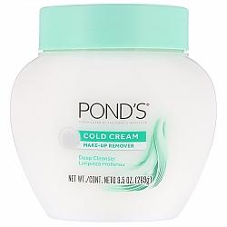 פונדס קרם מסיר איפור ניקוי עמק מתאים לעור רגיש 269 גרם - מבית POND'S