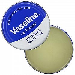 וזלין טיפוח לשפתיים רכות וחלקות קלאסי 17 גרם - מבית VASELINE