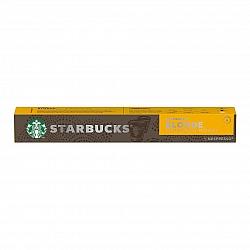 סטארבקס קפסולות קפה בלונד חוזק 6 תואמות נספרסו אספרסו - 10 קפסולות - מבית Starbucks