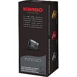 קימבו קפסולות קפה Intenso אינטנסו תואמות נספרסו - 10 קפסולות - מבית KIMBO